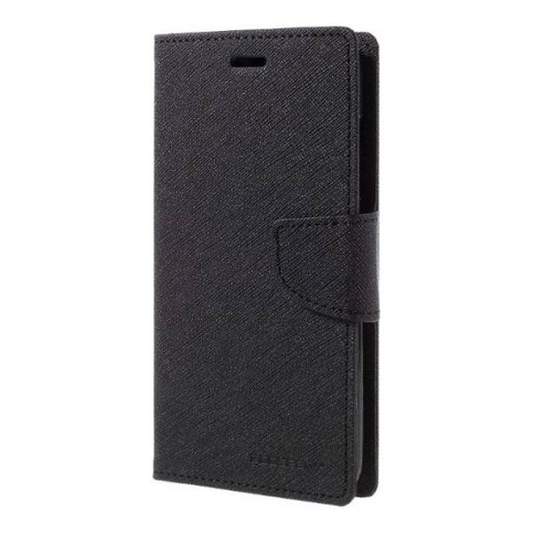 Book Cover Goospery Samsung I Black : Book cover goospery xiaomi mi black 《 city ua