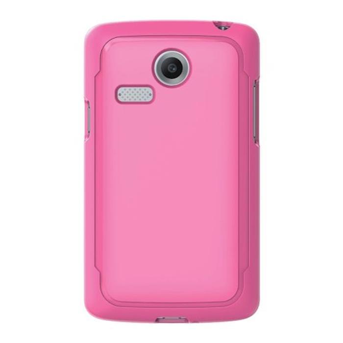 Straight Talk Case for LG Destiny/LG Power/LG Sunset Pink