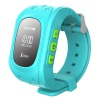 купить Smart Baby W5 GPS Smart Tracking Watch Blue (Q50)