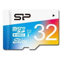 Silicon Power MicroSDHC 32GB (Class 10) SP032GBSTHBU1V20 (OEM упаковка)