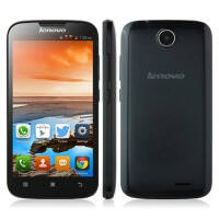 Lenovo IdeaPhone A560 Dual Sim 4Gb Black