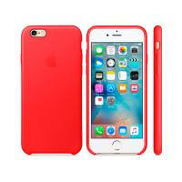 ORIGINAL Soft Case iPhone 6/6S Red