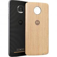 STYLE SHELL MOTO MOD Washed Oak Wood (для Moto Z)