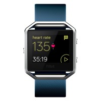 Fitbit Blaze Small Blue