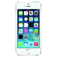 Apple iPhone 5S 16GB never Gold