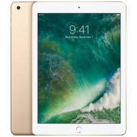 Apple iPad 9.7in 32GB Wi-Fi + 4G LTE Gold (2017) US
