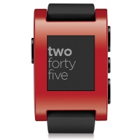 Pebble Smartwatch Classic Red (US)