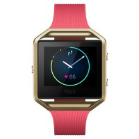 Fitbit Blaze Gold Series Large Size Smart Watch Rose Gold (US)