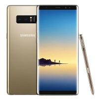 Samsung N950F-DS Galaxy Note 8 64GB Dual 6GB RAM Maple Gold (US)