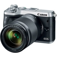 Canon EOS M6 kit (18-150) Silver (US)