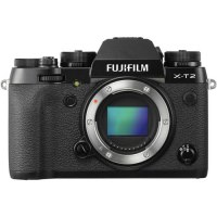 Fujifilm X-T2 Body Black (US)