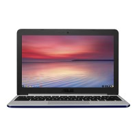 ASUS Chromebook C201PA (C201PA-DS01) Navy Blue A