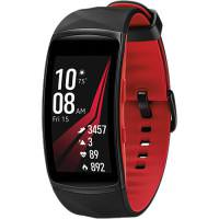SAMSUNG SM-R365 Gear Fit2 Pro Small (Refurbished) Black/Red