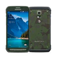 Samsung Galaxy S5 Active (Refurbished) C Camo Green