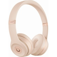 Beats By Dr.Dre Solo 3 Wireless Headphones Matte Gold (US)