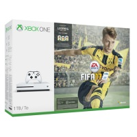 Microsoft Xbox One S 1TB White With Fifa 2017 (US)