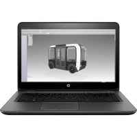 HP ZBook 14u G4 Core i7-7500U 8GB 256GB SSD 14in