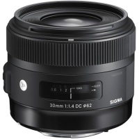 Sigma 30mm F1.4 DC HSM A For Nikon (US)