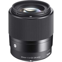 Sigma 30mm F1.4 DC DN - C For Sony E (US)