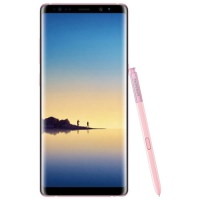 Samsung Galaxy Note 8 N9500 128GB Dual Sim Pink (US)