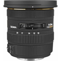 Sigma 10-20mm F/3.5 EX DC HSM For Canon (US)