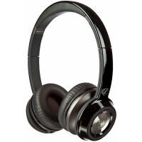 Monster NCredible NTune On-Ear Midnight Black (MNS-128450-00) A