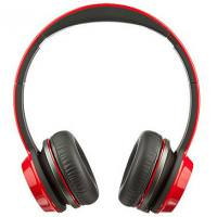 MONSTER N-Tune NCredible On Ear Headset Red