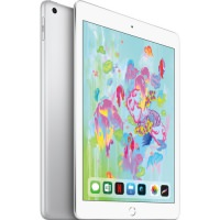 Apple iPad 2018 128GB Wi-Fi + Cellular Silver (MR732/MR7D2)