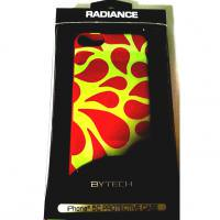 BYTECH Compatible Hardshell Iphone 5c Splash Design