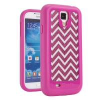 Impact Gel Xtreme Armour Case for Samsung Galaxy S4 Pink