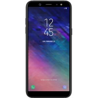 Samsung Galaxy A6+ (A605G-DS) 4/32GB Black (US)