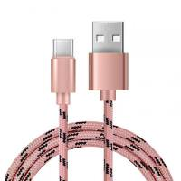Ixtone USB Type C to USB 3.0 AM, 1.0m Rose Gold