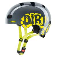 UVEX Kid 3 (51-55) Lime Grey (Open Box)