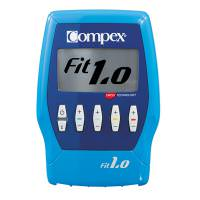 Compex Fit 1.0 Electrostimulator Blue