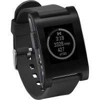 Pebble Smartwatch Classic 301BL Black (Refurbished)