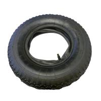 Deuba Wheelbarrow Wheel Tire PU 4.80/4.00-8 C