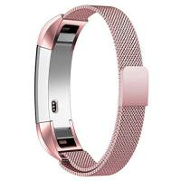 Swees Wrist Band for Fitbit Alta HR/Alta Champagne C