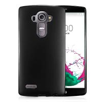 Original Silicon Case LG G4 Black