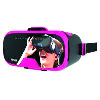 Tzumi DreamVision VR Headset Pink C