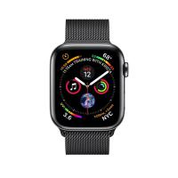 Apple Watch Series 4 LTE Milanese Loop 40mm Grey Stainless Steel (MTVM2) (US)