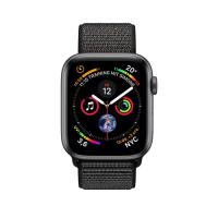 Apple Watch Series 4 Black Sport Loop 44mm Space Gray Aluminum (MTVV2) (US)