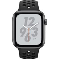 Apple Watch Series 4 Nike+ Black Band 40mm Space Gray Aluminum (MU6J2) (US)
