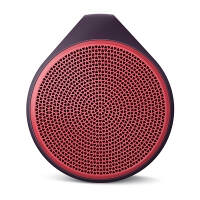 Logitech X100 Red/Purple (984-000366) C