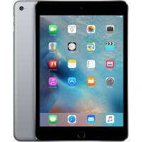Apple iPad mini 4 Wi-Fi + Cellular 128GB Space Grey (MK8D2, MK762) C