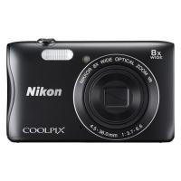 Nikon Coolpix S3700 Black C
