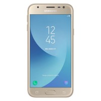 Samsung Galaxy J3 2017 Single Sim Gold (SM-J330FZDD)