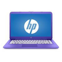 HP Stream 14-ax020wm Violet Purple (X7S47UA) (Refurbished)