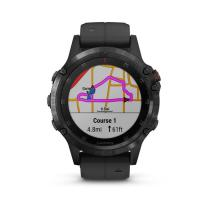 Garmin Fenix 5 Plus Sapphire Black with Black Band (010-01988-79)