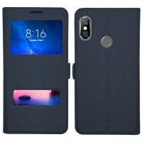 Momax  Case for Xiaomi Redmi 6 Pro/Mi A2 lite Grey чехол книжка