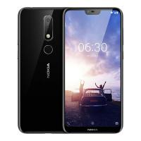 Nokia X6 2018 4/64GB Black